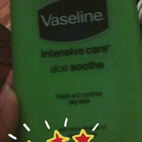 Vaseline® Intensive Care™ Aloe Soothe Lotion uploaded by Deborah O.