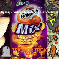 Goldfish® Xtreme  Mix Honey Mustard + Pretzel Baked Snack Crackers uploaded by Jessica P.