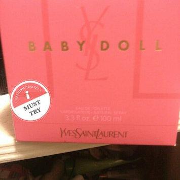 Photo of Yves Saint Laurent Baby Doll Eau De Toilette uploaded by Mykeisha c.