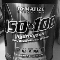 Dymatize Nutrition Elite 100% Whey Protein Rich Chocolate uploaded by Kari L.