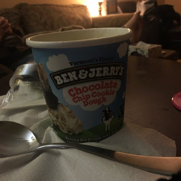 Photo of Ben & Jerry's® Ice Cream Cookie Dough uploaded by Jade M.