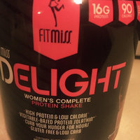FitMiss Delight Women's Complete Protein Shake Chocolate Delight uploaded by Amanda M.
