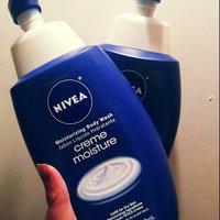 NIVEA Creme Moisture Moisturizing Body Wash uploaded by Gina F.