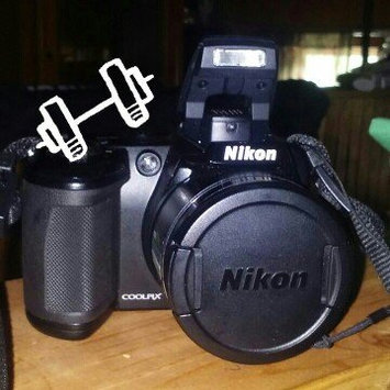 Nikon Coolpix L330 20.2MP Digital Camera with 26X Optical Zoom - Black uploaded by Heath C.