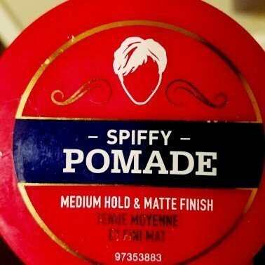 Old Spice Spiffy Sculpting Pomade uploaded by Brandon P.