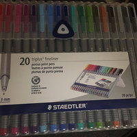 Staedtler Triplus Fineliner Pens, Assorted, Set of 20 uploaded by Latoya W.