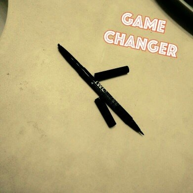 NYX Cosmetics Two Timer Dual Ended Eyeliner uploaded by Salli A.