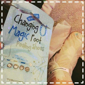 Tony Moly Foot Peeling Shoes uploaded by Leire A.