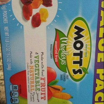 Photo of Mott's® Medleys Assorted Fruit Flavored Snacks uploaded by Sara D.