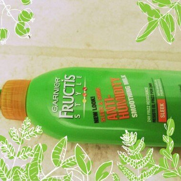 Photo of Garnier Fructis Style Anti-Humidity Smoothing Milk uploaded by Awilda F.