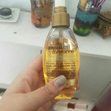 OGX Organix Moroccan Argan Oil Weightless Healing Oil 4 oz. uploaded by Grace B.
