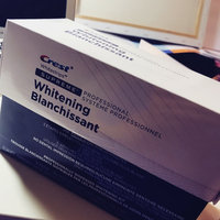 Crest Whitestrips Supreme Professional Whitening 84 strips uploaded by Tina H.