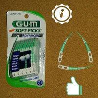 GUM G-U-M Soft Picks Advanced 60 count [] uploaded by Alysha M.