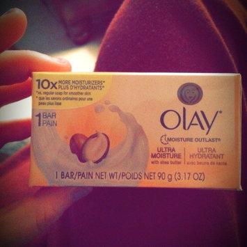 Photo of Olay Outlast Ultra Moisture Shea Butter Beauty Bar uploaded by Ashley L.