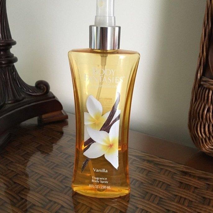 Body Fantasies Signature Vanilla Fragrance Body Spray, 8 fl oz uploaded by mary y.