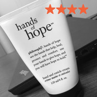 philosophy hope in a jar hope hand and cuticle cream uploaded by Julie F.