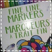 Crayola Aged Up Contemporary Adult Fineline Markers-MULTI-One Size uploaded by elisha b.