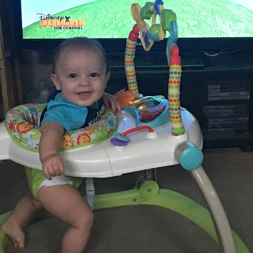 Fisher Price Fisher-Price Entertainer SpaceSaver Jumperoo Woodland Friends uploaded by Danielle W.