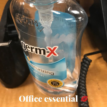 Photo of Germ-X Hand Sanitizer, 15 fl oz uploaded by Kala H.