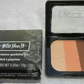 Kat Von D True Romance Eyeshadow Trio uploaded by Kristina S.
