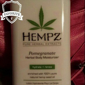 Hempz Hydrosilk Herbal Moisturizer uploaded by Cherry G.