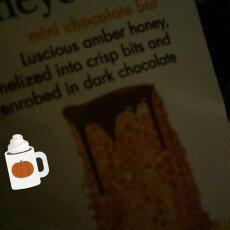 Chuao Chocolatier Honeycomb in Dark Chocolate 2.8 oz uploaded by Shawna G.