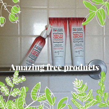 Photo of Not Your Mother's® Way To Grow Long & Strong Shampoo uploaded by Leah R.