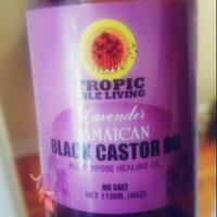 Tropic Isle Living Lavender Jamaican Black Castor Oil 8 Oz uploaded by Morenike K.