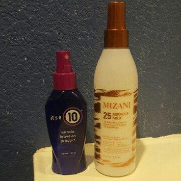 Photo of Mizani 25 Miracle Milk Leave-In Treatment uploaded by Elizabeth M.