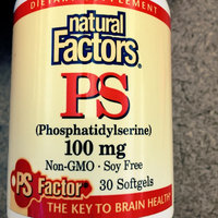 PhosphatidylSerine 100 mg 30 Softgels by Natural Factors uploaded by Ali R.