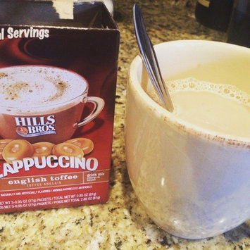 Photo of Hills Bros. Cappuccino Single Serve Cups, Salted Caramel uploaded by Amy R.