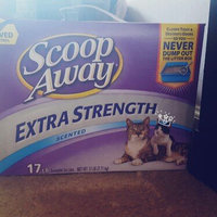 Scoop Away Multi-Cat With Ammonia Shield Scented Cat Litter uploaded by Bri D.