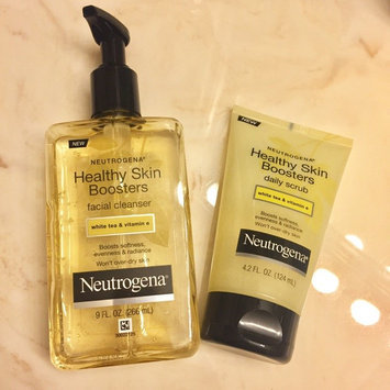 Photo of Neutrogena® Healthy Skin Boosters Facial Cleanser uploaded by Alicia B.