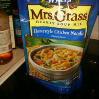 Wyler's Mrs. Grass Hearty Soup Mix Homestyle Chicken Noodle uploaded by Leslie R.