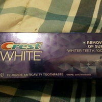 Crest 3D White Icy Cool Mint Arctic Fresh Toothpaste - 5.5 oz uploaded by Marsha P.
