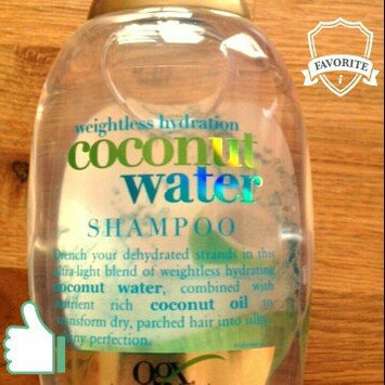 OGX® Coconut Water Shampoo uploaded by Kate C.