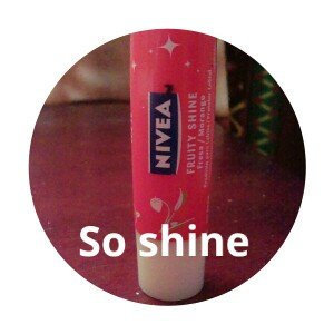 NIVEA Fruity Shine Strawberry Lip Balm uploaded by Julia G.
