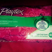 Playtex Personal Wipes Light Fresh Scent - 48 CT uploaded by Jasmin B.