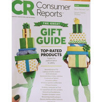 Consumer Reports uploaded by Sarah B.