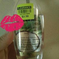 Organix OGX Nourishing Coconut Oil Weightless Hydrating Oil Body Mist - 6.8 oz uploaded by Lacey C.