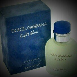 Dolce & Gabbana Light Blue Pour Homme uploaded by Ron W.