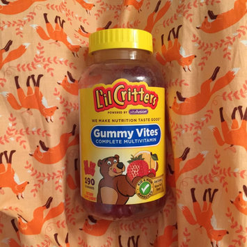 Photo of L'il Critters Gummy Vites Multi-Vitamin & Mineral Gummy Bears uploaded by Maria D.