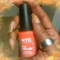 N.Y.C. New York Color Minute Quick Dry Nail Polish, uploaded by Yolanda R.