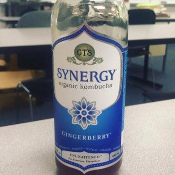 Photo of GT's Raw Organic Kombucha Gingerberry uploaded by Gabriela P.