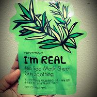 TONYMOLY I'm Real Tea Tree Mask Sheet Mask uploaded by Charito Z.
