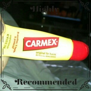 Carmex Cherry Lip Balm uploaded by Allison J.