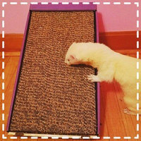 Kong CS3 Naturals Incline Scratcher with Cat Toy uploaded by Brie S.