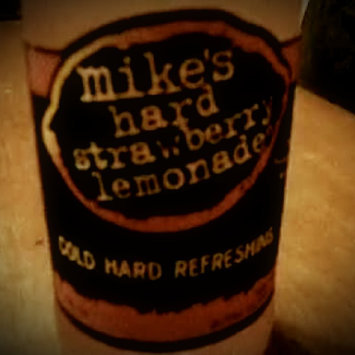 Photo of Mike's Hard Strawberry Lemonade Premium Malt Beverage 12 oz, 6 pk uploaded by Georgia G.