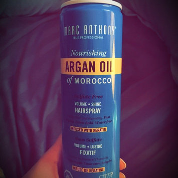 Photo of Marc Anthony True Professional Oil of Morocco Argan Oil Hair Spray uploaded by Jordan S.