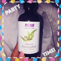 NOW Foods - Eucalyptus Oil - 16 oz. uploaded by Whitney W.